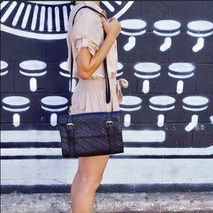✨ WEAVE PRINT CROSSBODY BAG ✨